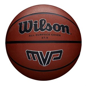 Wilson MVP rubber basketball, #5
