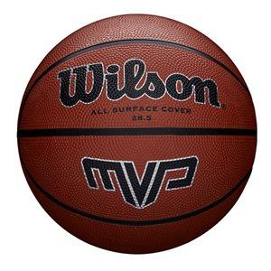 Wilson MVP rubber basketball, #6