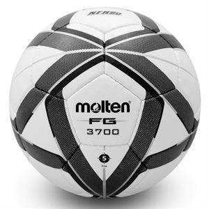 Molten OFSAA soccerball, black / white, #5