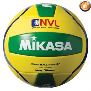 Official NVL game ball replica