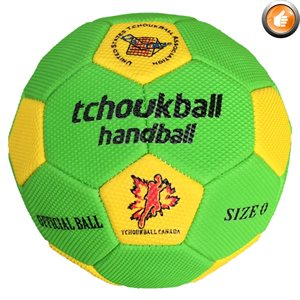 Official tchoukball