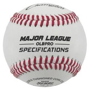 12 Major League baseball balls