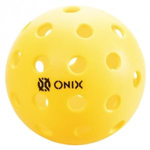 Official pickleball Outdoor