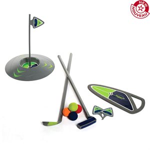 1-hole golf set, Elementary School