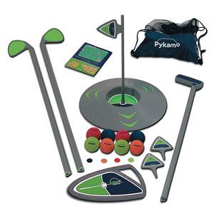 1-hole golf set, High School