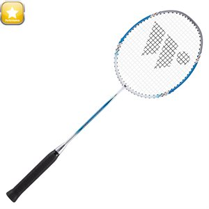 Very durable badminton racquet