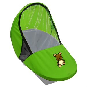 Weather shield for Peanut sled