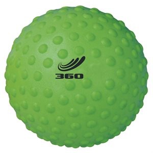 "Bumpy soft PVC ball, 8"""
