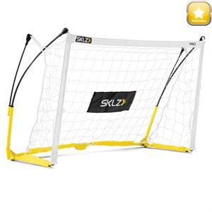Portable pro training soccer goal