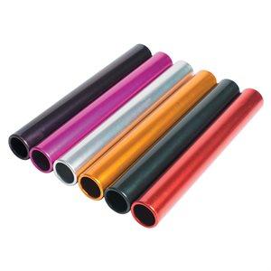 6 aluminum relay batons