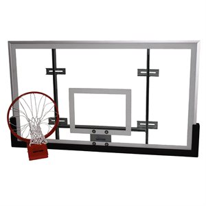 Basketball set with conversion