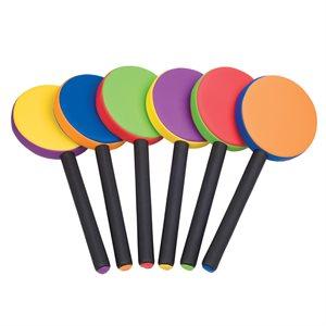 6 Rhino Skin® racquets