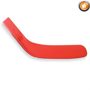Replacement DOM overshaft blade, red
