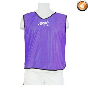 Mesh pinnie, purple