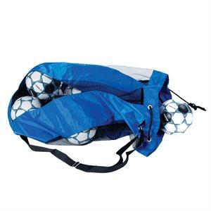 Multi-purpose duffle bag, 16 balls