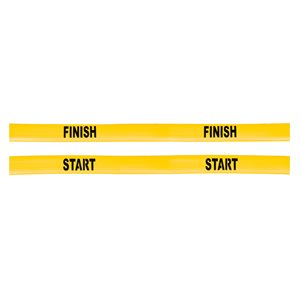 Start and finish lines