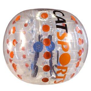 Soccer bubble, 1.8m, orange
