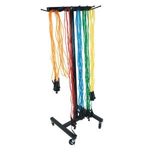 Skipping rope cart