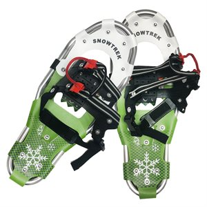 """Pair of snowshoes, 21"""""""
