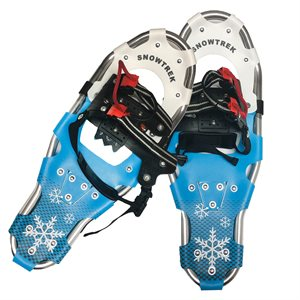 """Pair of snowshoes, 23"""""""
