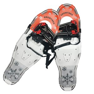 """Pair of snowshoes, 25"""""""