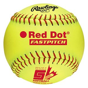 Fastpitch Red dot fastball