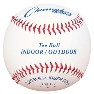 Indoor / outdoor soft baseball