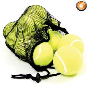 12 tennis balls