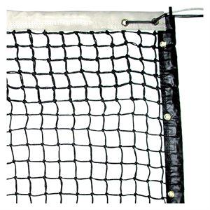 Tennis net, single twine, 3mm