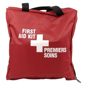 Complete first-aid kit