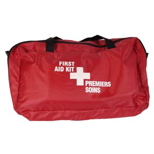 Deluxe first-aid kit