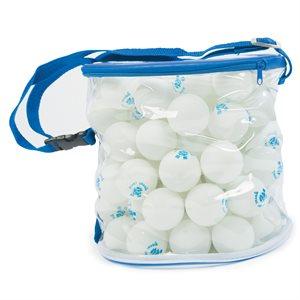 100 table tennis balls