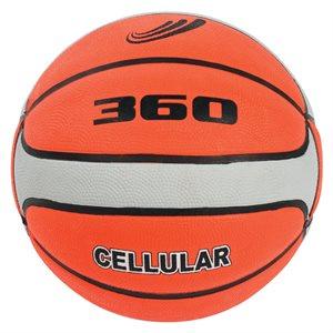 Cellular™ composite basketball