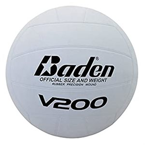 Baden official rubber volleyball
