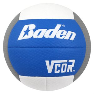 Volleyball VCOR, blue / white / gray