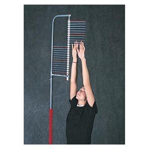 Vertec vertical impulsion test system