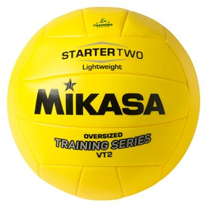 Lightweight oversized mini volleyball
