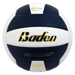 Indoor volleyball, navy / white